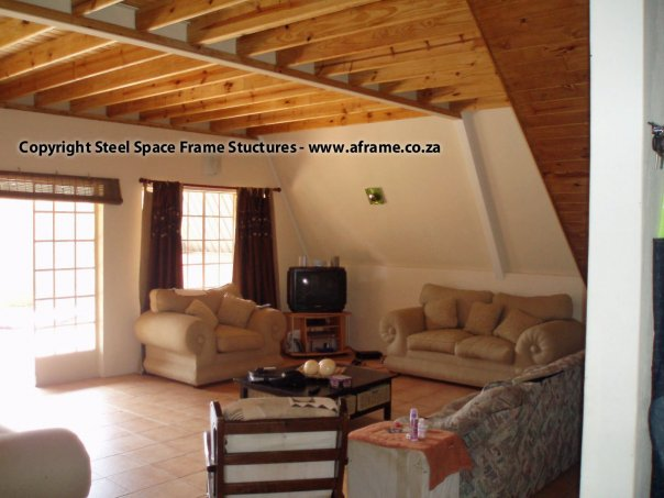 A Frame Houses – Owner-completed interiors