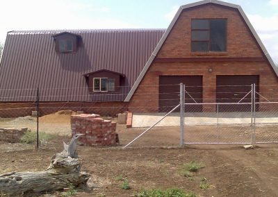 COMPLETED HOUSE PRETORIA NORTH
